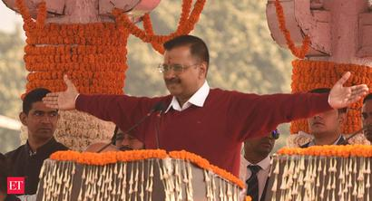 There would be no dearth of buses in Delhi soon: Kejriwal