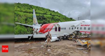 Kerala plane crash: 14 passengers critical; probe on to determine cause