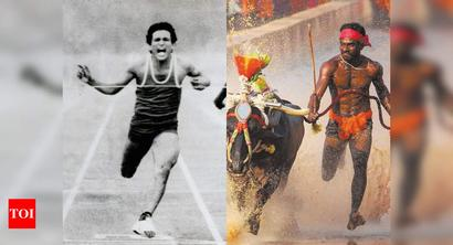 Anand Shetty pioneered transition from kambala to athletics