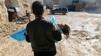Chemical weapons watchdog confirms more sarin, chlorine use in Syria