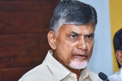 TDP Chief Chandrababu Naidu Flays Consulting Firm's Report on Andhra Pradesh Capital