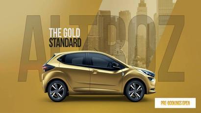 Tata Altroz gets 5 Star crash rating from Global NCAP