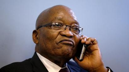 South Africa ex-president Jacob Zuma fails to appear for hearing, court issues arrest...