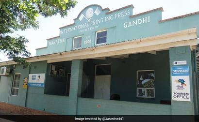 India-Sponsored Computer Centre In South Africa Robbed