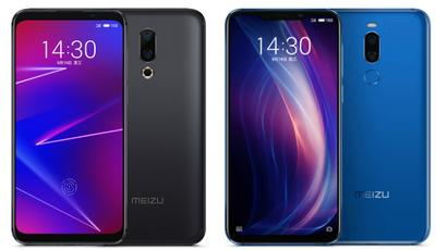 Meizu 16X, X8 With Snapdragon 710 SoC, 20-Megapixel Front Camera Launched