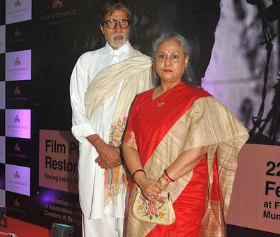 More security for Bachchans after Jaya's Parliament speech