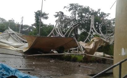 Waterlogging, Building Damage: Videos Show Severe Mumbai Rain Situation