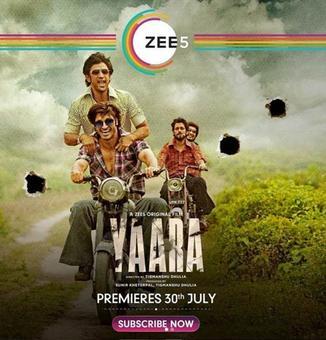 `YAARA` Teaser: An adventure of a lifetime between four friends