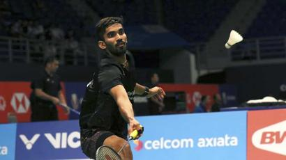 China Open: Kidambi Srikanth off to a winning start