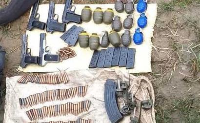 Pak Intruder Shot Dead In Jammu And Kashmir; Had 15 Grenades, 2 Rifles