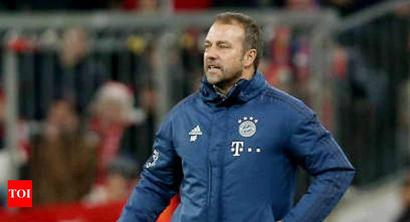 Bayern Munich name Hansi Flick coach until 'at least' end of season