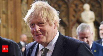 Britain's new parliament votes on Johnson's Brexit deal - Times of India