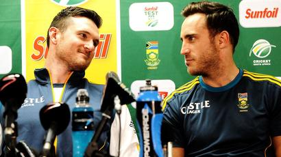 Graeme Smith seeks clarity on Faf du Plessis' future following ODI captaincy change
