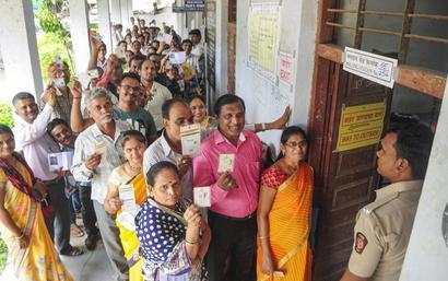 Exit polls project a big win for BJP-Shiv Sena combine in Maharashtra