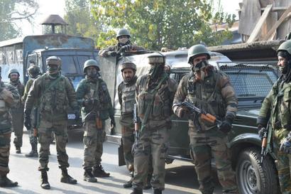 Two Militants, CRPF Jawan Killed in Gun Battle on Srinagar Outskirts