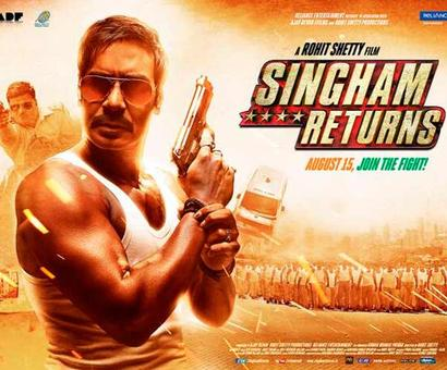 Reliance Entertainment celebrates 5 Years of Singham Returns; A movie that stays an entertainer for one and all!