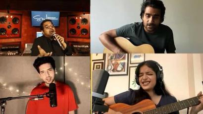 Bandish Bandits concert: Shankar Mahadevan, Prateek Kuhad set mood for monsoon with...