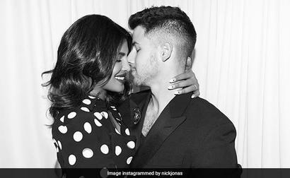 More Pics From Priyanka Chopra-Nick Jonas' Valentine's Day Celebrations