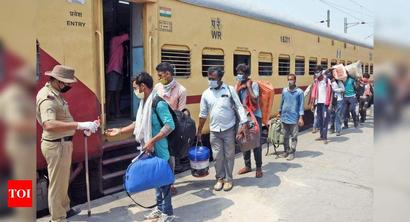 2,600 trains to get 36L more migrants home