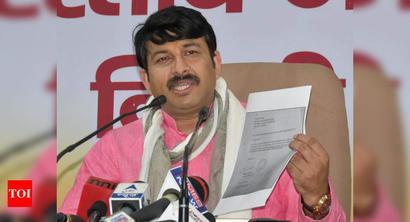Delhi polls: BJP formally ties up with JD(U), LJP