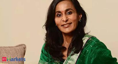 Apollo Hospitals EBITDA margin has almost doubled in Q2: Suneeta Reddy