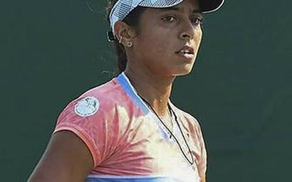 Ankita ready for Fed Cup campaign