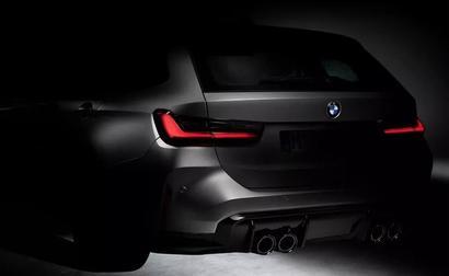 BMW M3 Touring Wagon Teased
