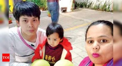 When Gujarati woman's love saved this Chinese man