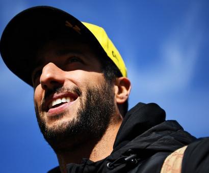 Daniel Ricciardo Had Discussions With Ferrari Before McLaren Switch
