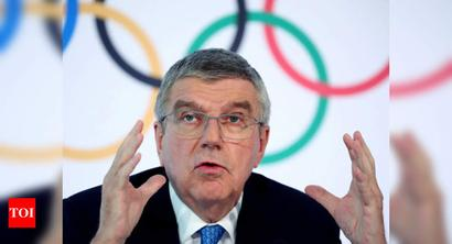 Interests of athletes paramount: IOC chief Bach
