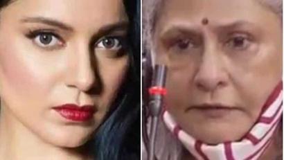 Kangana Ranaut hits back at Jaya Bachchan, asks if her stance would change if Shweta,...