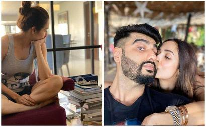 Malaika Arora is lost in thought in new photo, boyfriend Arjun Kapoor guesses what...
