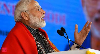 Country expresses gratitude to EC for making electoral process vibrant, participative: PM
