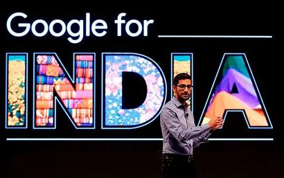 Google to invest Rs 75,000 crore in India over 5-7 years: Pichai