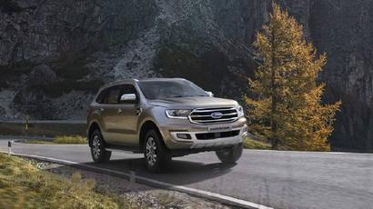 BS-VI Ford Endeavour prices hiked by Rs 44,000-Rs 1.20 lakh