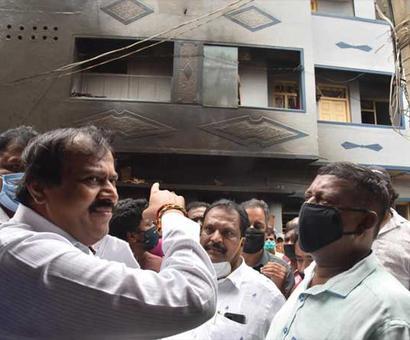 Bengaluru: Riots over sacrilegious Facebook post - Police find SDPI hand