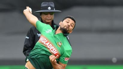 Will retire at my discretion, says Mashrafe, but speculation rolls on