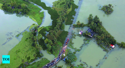 Kerala floods: How other states benefitted