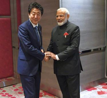 Eyeing China, India-Japan ink mutual military logistics pact