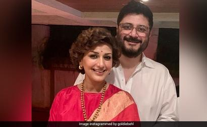 Put Films On Hold After Sonali's Cancer Diagnosis: Husband Goldie Behl