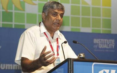 Prime Minister wasted first mandate on demonetization, now again wasting de-citizenization: Prof M V Rajeev Gowda
