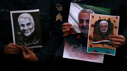 Iran issues arrest warrant for Donald Trump over killing of Gen Qassem Soleimani