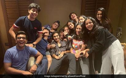 'Our First Born': How Malaika, Arbaaz Made Arhaan's 17th Birthday Special