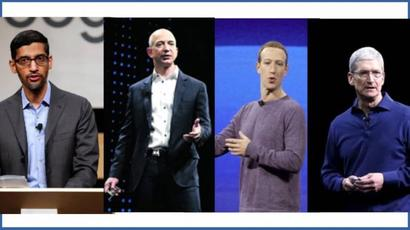 In pics | All you need to know about the congressional hearing of CEOs of tech giant Apple, Facebook, Google and Amazon
