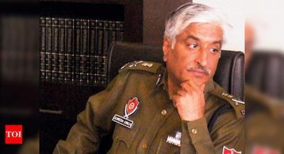 NBW issued for ex-Punjab DGP Sumedh Singh Saini