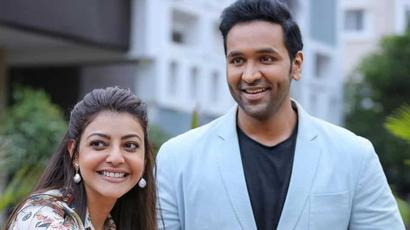 Vishnu Manchu, Kajal Aggarwal play siblings in Mosagallu, new still released on...
