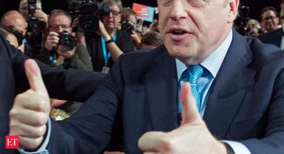 Go back to work, try to lead more normal lives: Boris Johnson