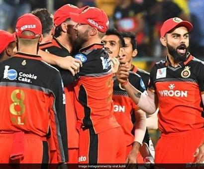 Virat Kohli Can't Wait For IPL To Start, Shares Photos With RCB Teammates