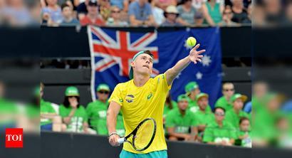 Local hope Alex de Minaur pulls out of Australian Open due to injury