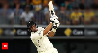 Taylor becomes New Zealand's leading run-scorer in Tests